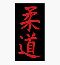Judo Photographic Print