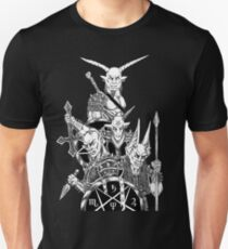 The Infernal Army Black Version Unisex T-Shirt