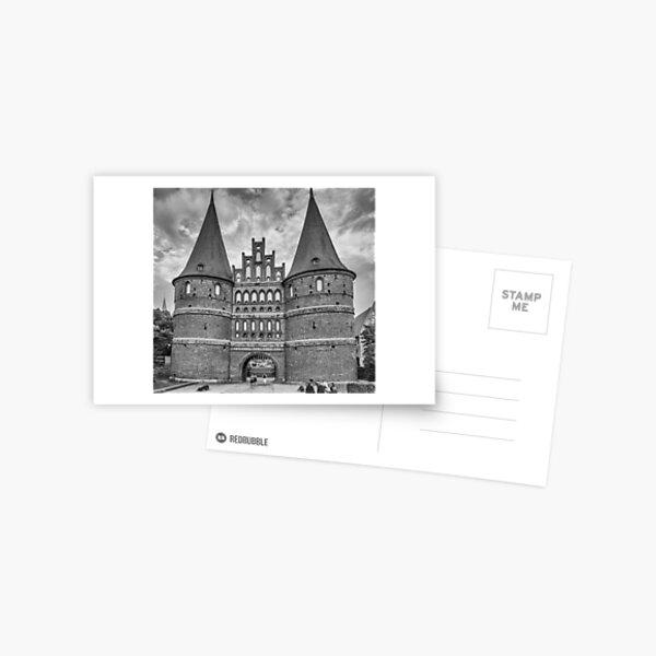 Holstentor Postkarte