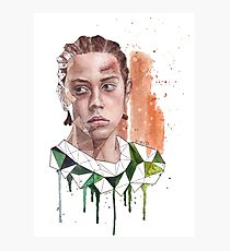 Shameless: Carl Gallagher Photographic Print