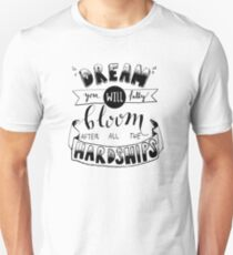 so far away lettering Unisex T-Shirt