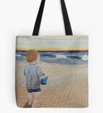 Leo Looking Out Tote Bag