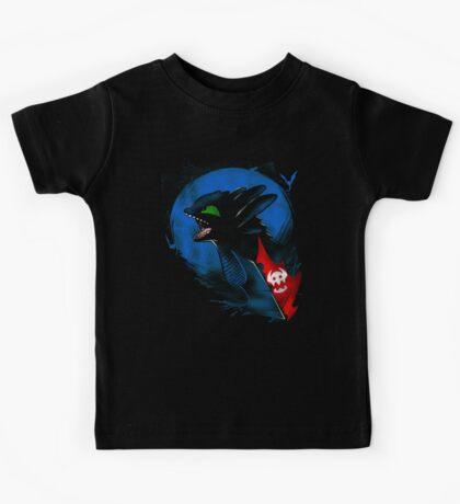 Night Fury Kids Clothes