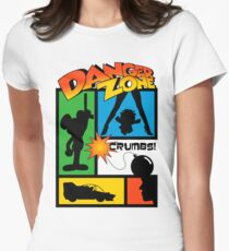 Wherever There Is Danger  T-Shirt