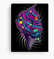 Sweet Space Canvas Print