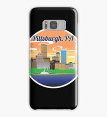 Pittsburgh City Samsung Galaxy Case/Skin