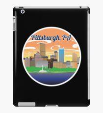 Pittsburgh City iPad Case/Skin