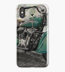 1947 Indian 'Chief' Motorcycle iPhone Case/Skin