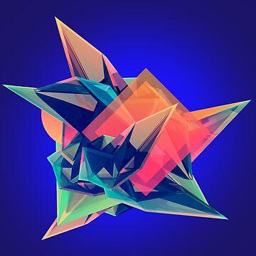 Prisma Abstracta by RHAbstraction