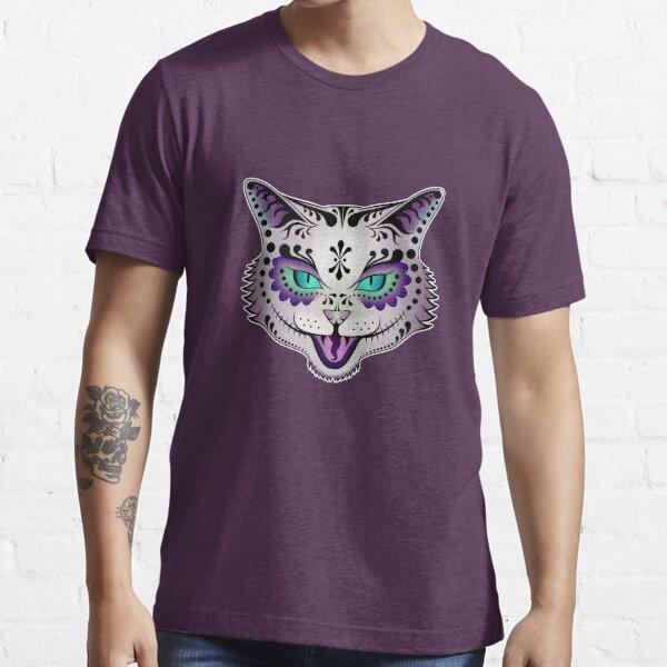 Sugar Skull Kitty Essential T-Shirt