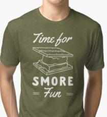 Time for smore fun Tri-blend T-Shirt