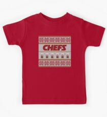 Chefs Ugly Christmas Sweater Kids Clothes