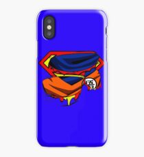 Super Who? Goku  iPhone Case