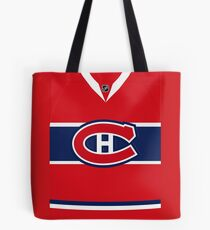 Montreal Jersey Tote Bag