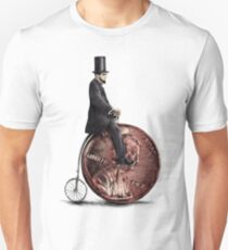 Penny Farthing option  T-Shirt