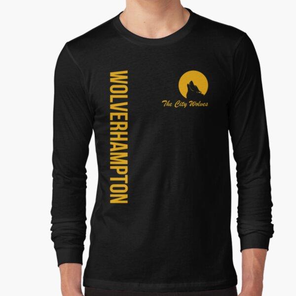 Wolverhampton The City Wolves Long Sleeve T-Shirt