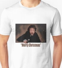 """Merry Christmas love from Hans"" Unisex T-Shirt"