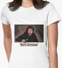 """""""Merry Christmas love from Hans"""" T-Shirt"""