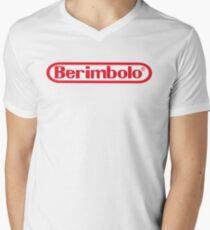 Berimbolo/Nintendo Men's V-Neck T-Shirt