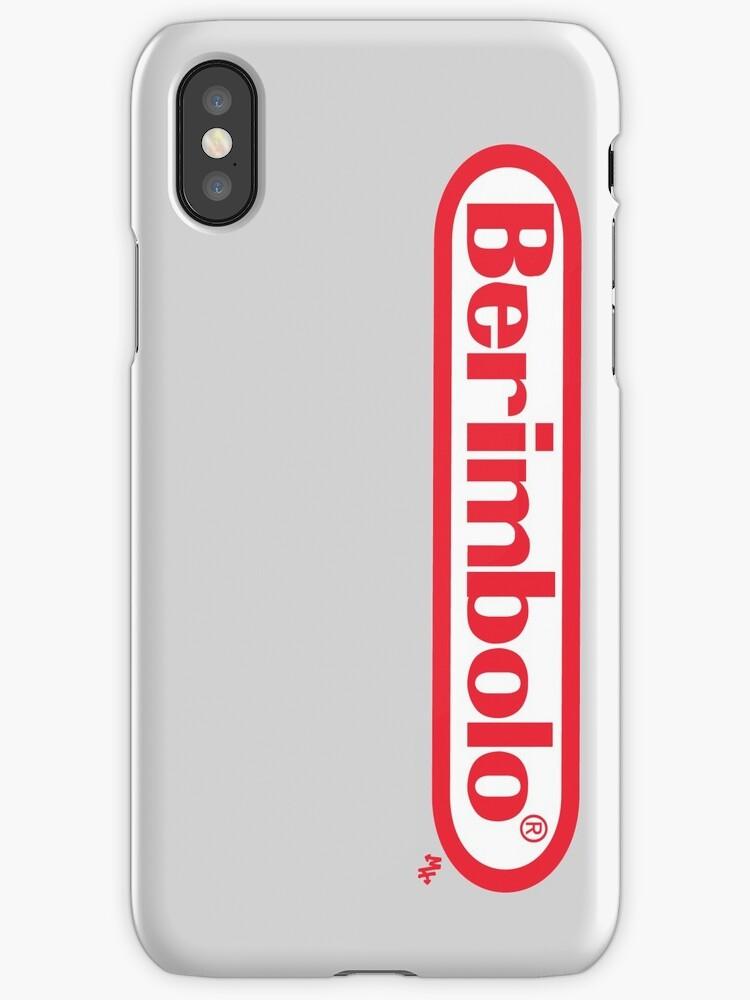 Berimbolo/Nintendo by MookHustle