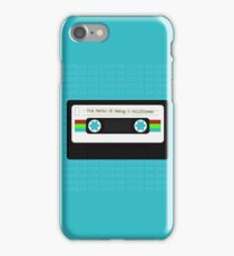 The Perks Of Being A Wallflower - Mixtape iPhone Case/Skin