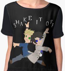 Supernatural Parody - Shake it off Chiffon Top