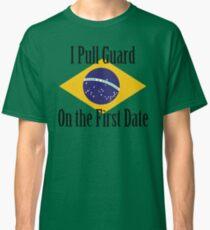 First Date BJJ (Black) Classic T-Shirt