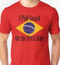 First Date BJJ (Black) T-Shirt