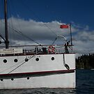 TSS Earnslaw, Lady of the Lake by sailgirl