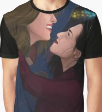 who would have believed it? a luthor and a super working together.  Graphic T-Shirt