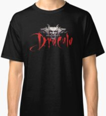 Camiseta clásica Dracula Bram Stoker