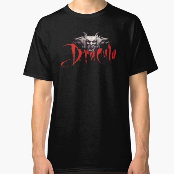 Dracula Bram Stoker Classic T-Shirt