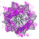 Flower of love by teegs