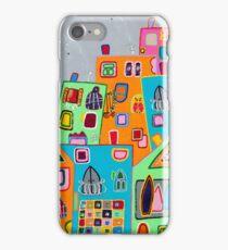 Owl in love iPhone Case/Skin