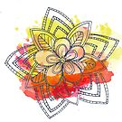 Flower of Power by teegs