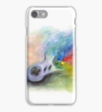SNES Painting iPhone Case/Skin