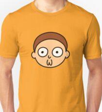Morty Face Unisex T-Shirt