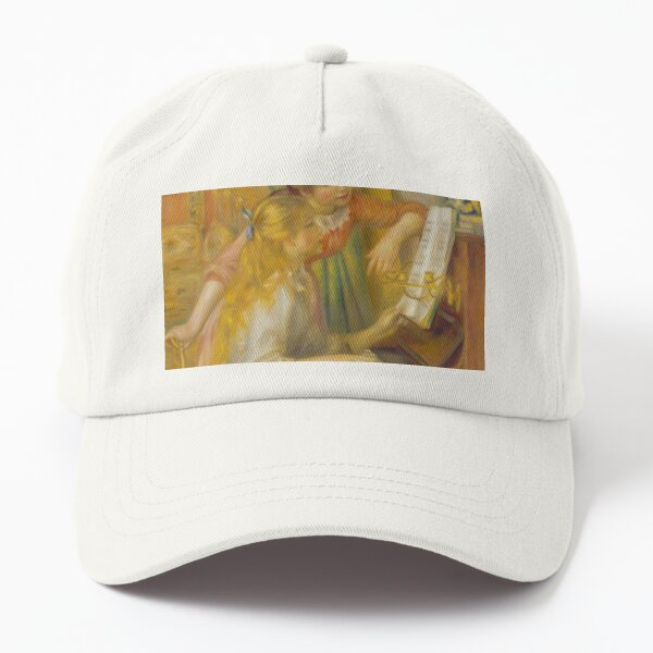 Auguste Renoir  Young Girls at the Piano  Dad Hat