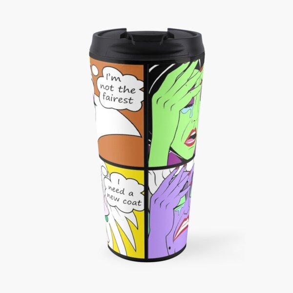 Villain World Problems Travel Mug