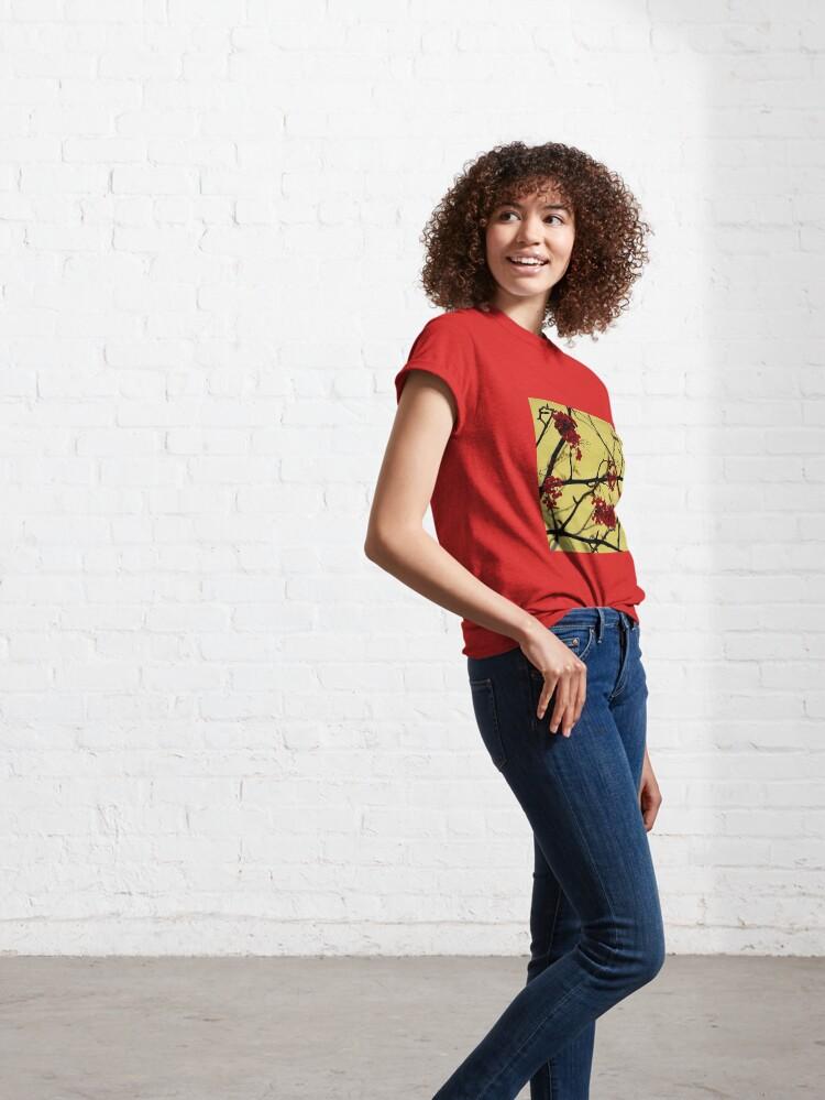 Alternate view of Red berries Classic T-Shirt