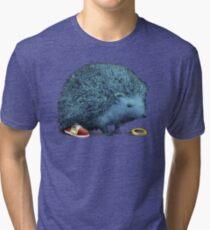 Camiseta de tejido mixto Sonic