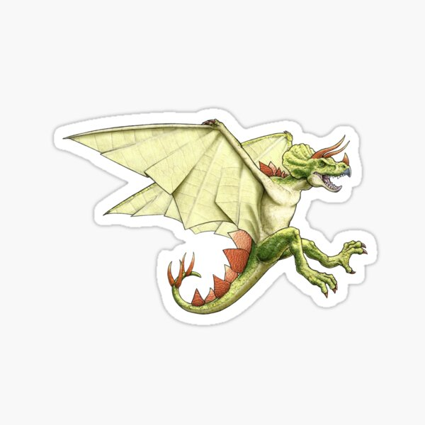 Awesomest Dinosaur Sticker