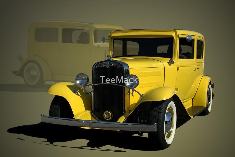 1931 Chevrolet 2 door Sedan by TeeMack