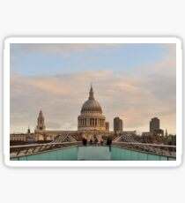 St Pauls Sticker