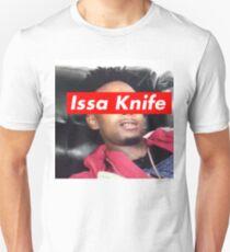 issa knife - 21 savage Unisex T-Shirt