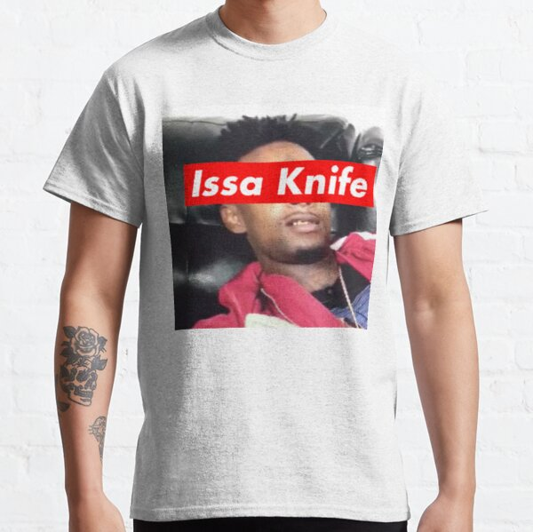 issa knife - 21 savage Classic T-Shirt