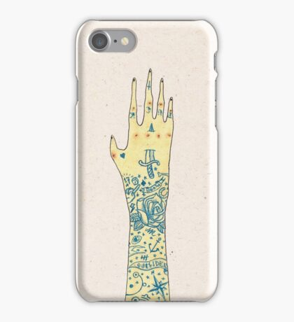 Tattoo iPhone Case/Skin