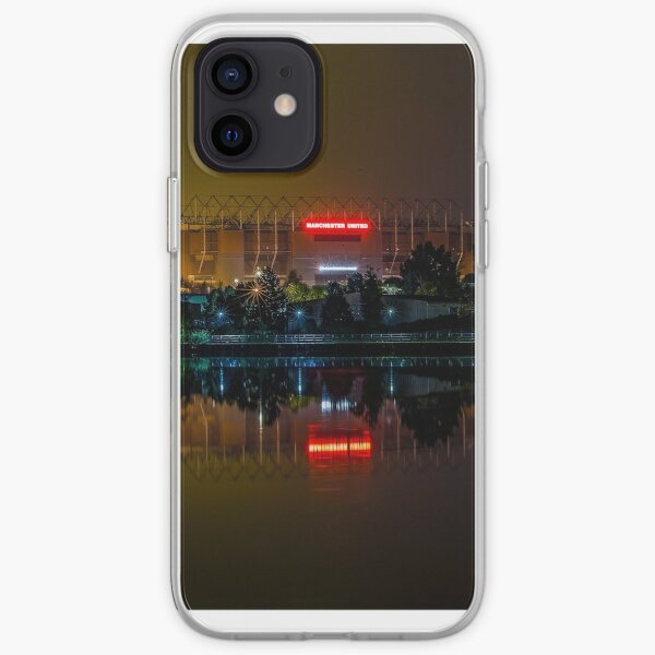 Manchester United Old Trafford Football Ground iPhone Soft Case