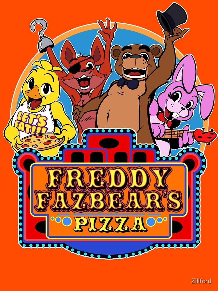 Fun times at Freddy's | Unisex T-Shirt