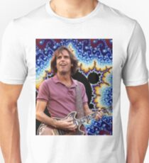 Picture a Bright Blue Ball Just Spinning, Spinning Free Unisex T-Shirt